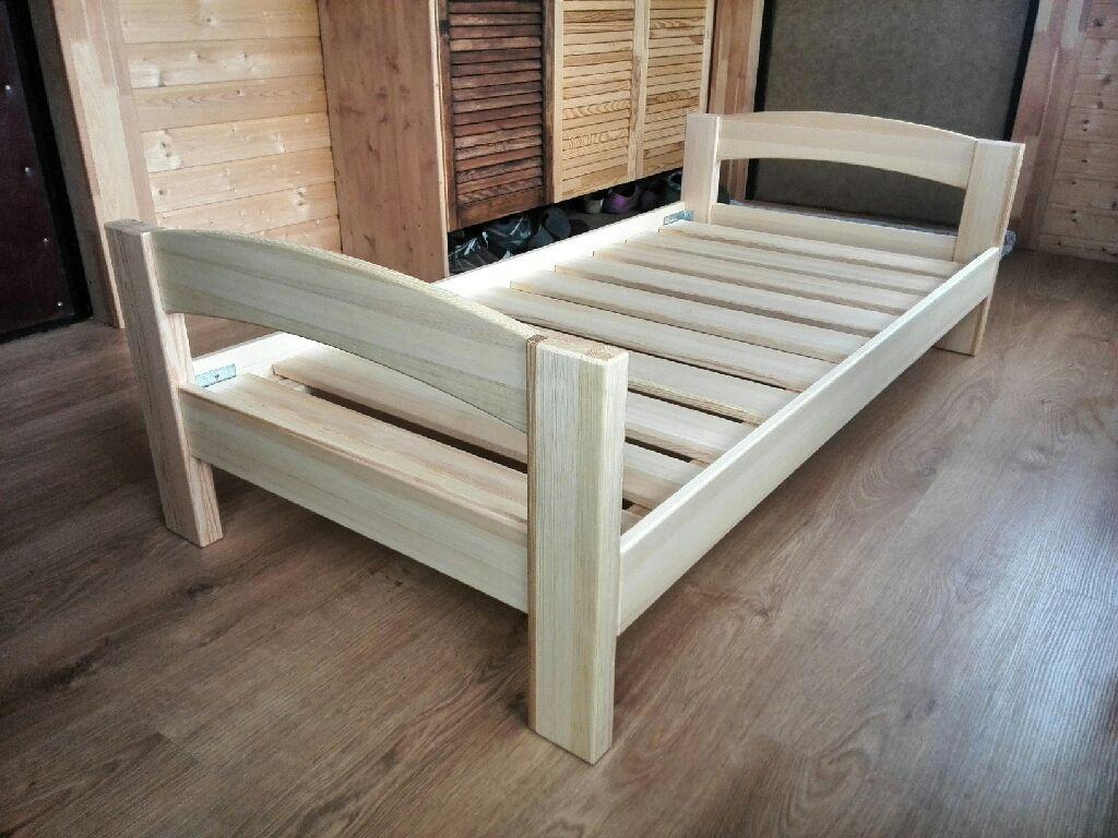 Кровати из массива сосны своими руками фото 762