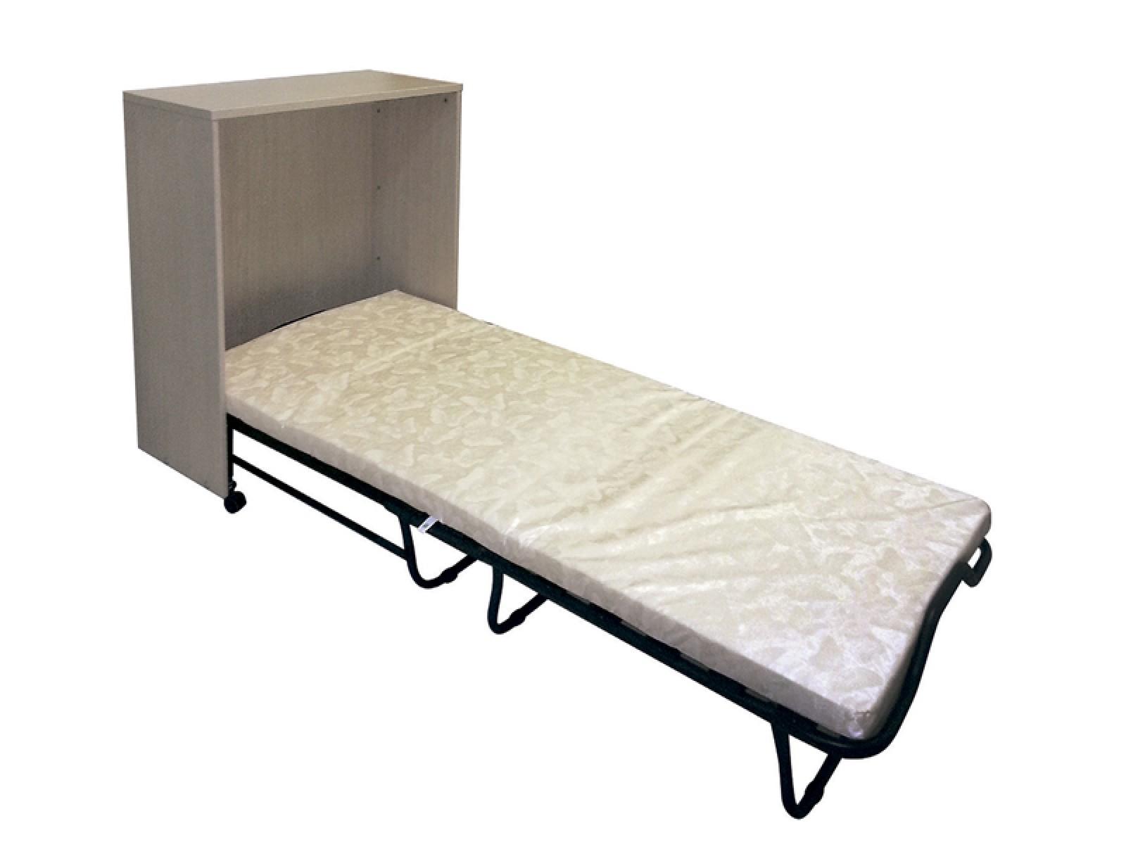 Кровати-тумбы: раскладные кровати-трансформеры с матрасом, в.