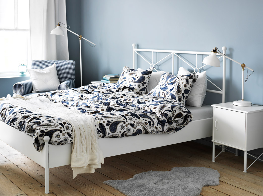 Schlafzimmer Mit Ikea Ei