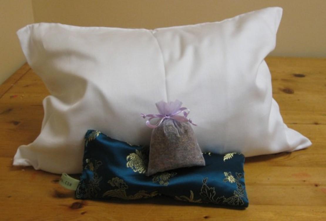 Гречневая подушка своими руками 964
