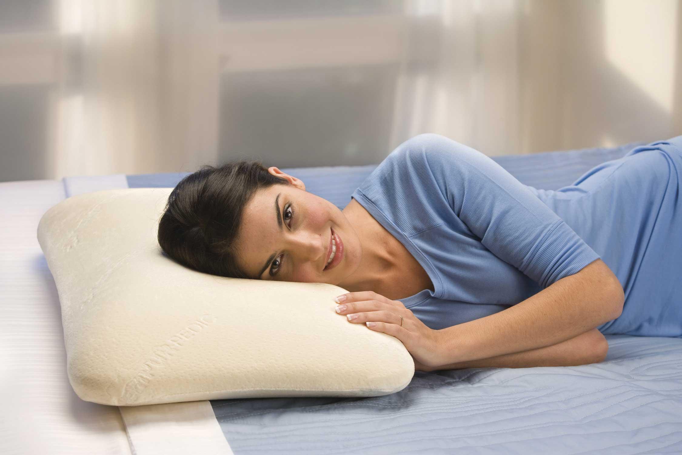 как часто менять ортопедическую подушку