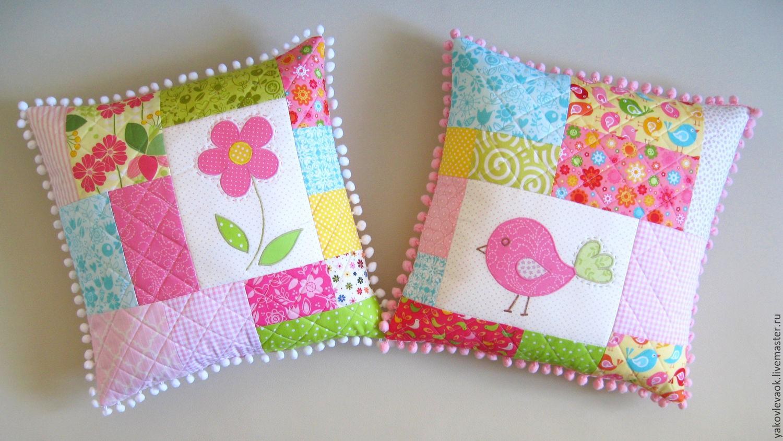 100 лучших идей: декоративные подушки своими руками на фото 2