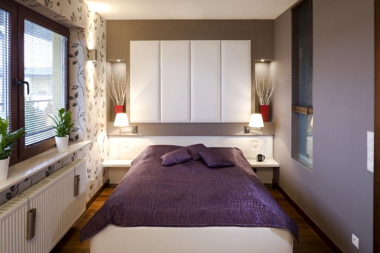 Маленькая спальня своими руками