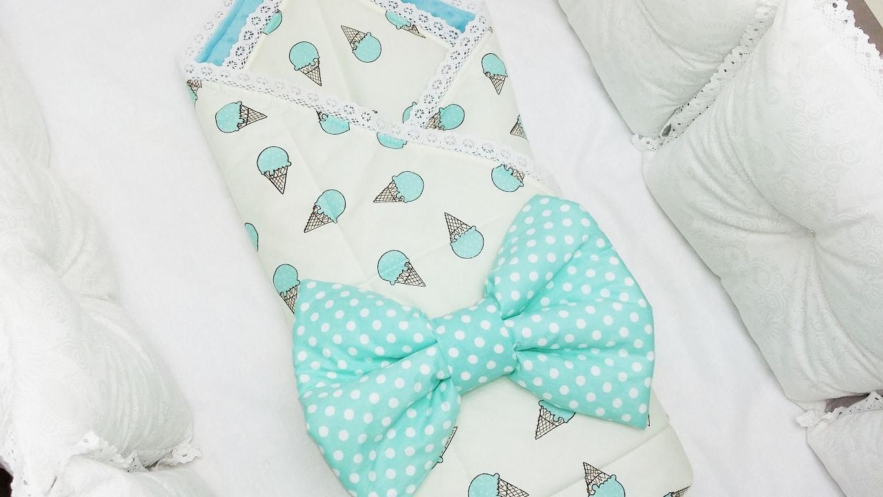 Размеры одеяла для новорожденного своими руками фото 326