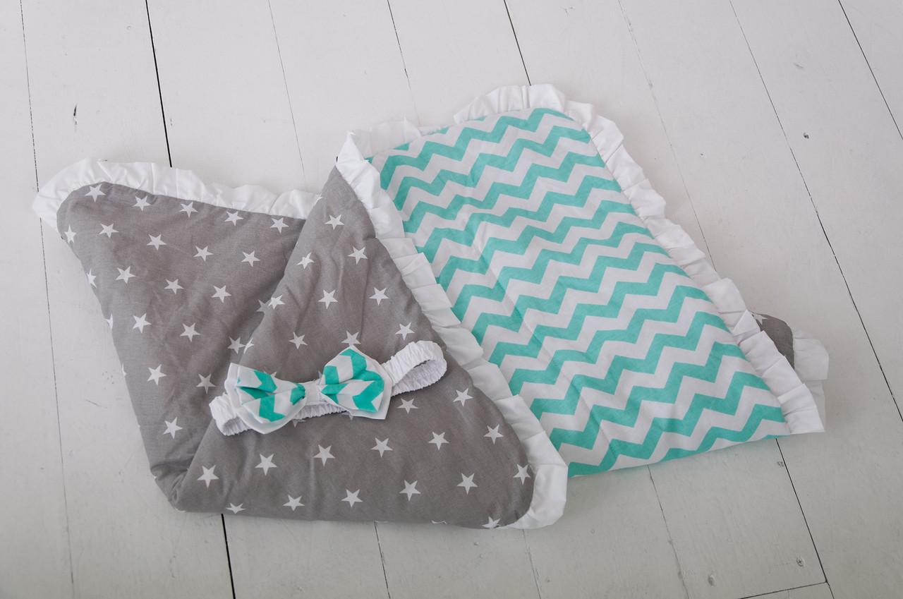 Размеры одеяла для новорожденного своими руками