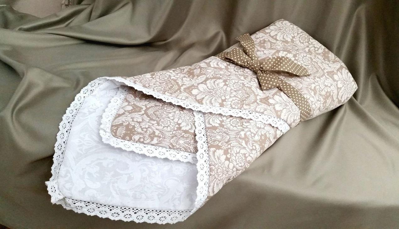 Одеяло на выписку своими руками фото 659
