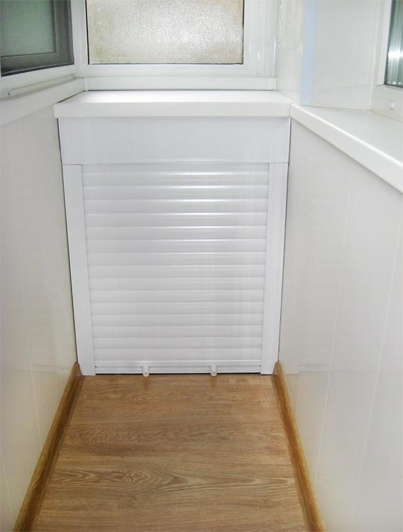 Рулонные шторы на балконную дверь (29 фото): выбираем пвх мо.