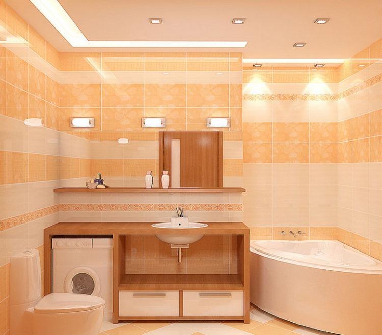 Светильники в ванную фото 88