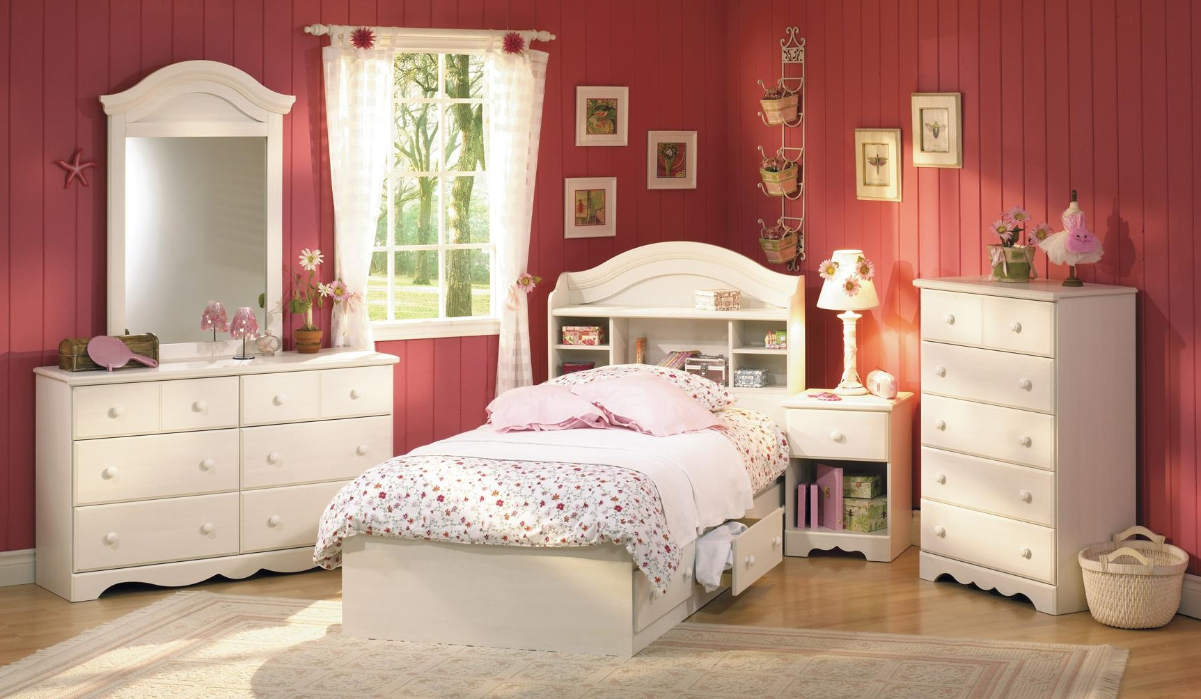 Best Curtains For Girls Bedroom With Pictures  October