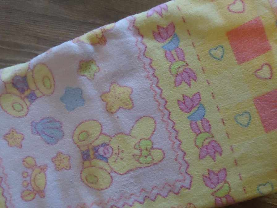 Байковое одеяло своими руками 60