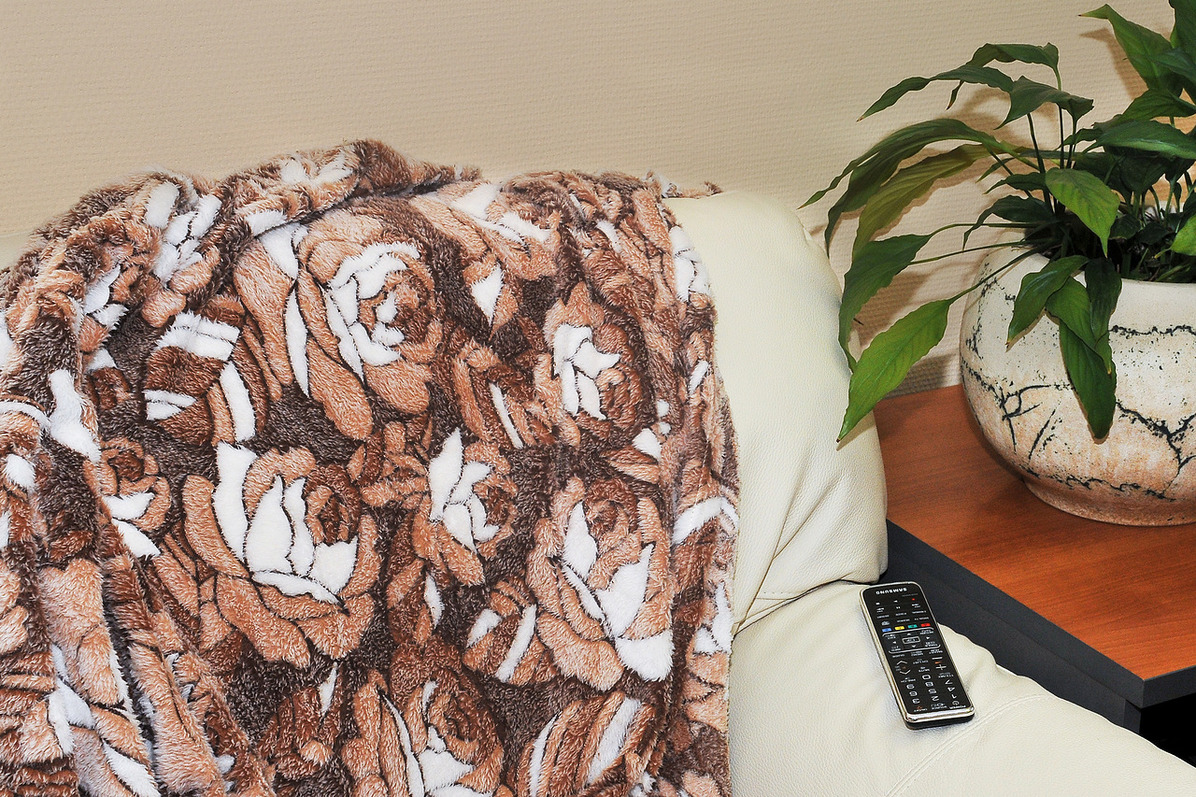 Бамбуковый плед (30 фото): плюсы и минусы, пушистые и с длинным ворсом, эко-бамбука детские и взрослые, особенности ткани 910