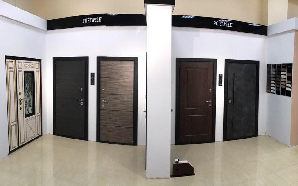 Металлические двери PORTALLE