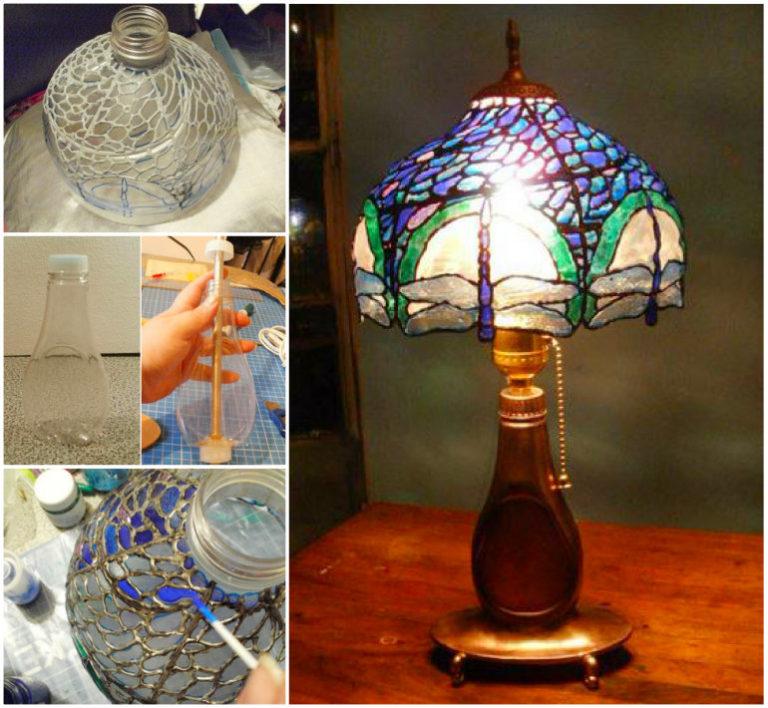 Как украсить светильник бра своими руками 44