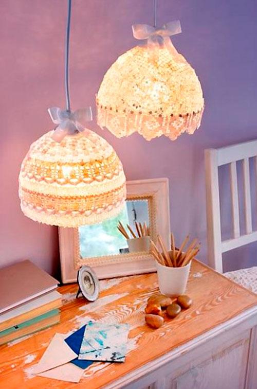 Плафон для ламп своими руками 761