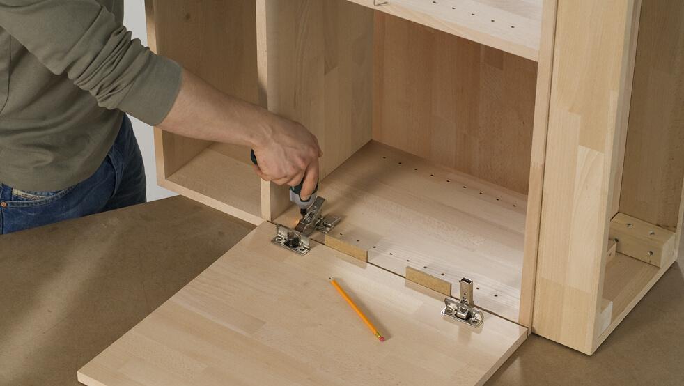 Как сделать дверки для шкафа своими руками 18