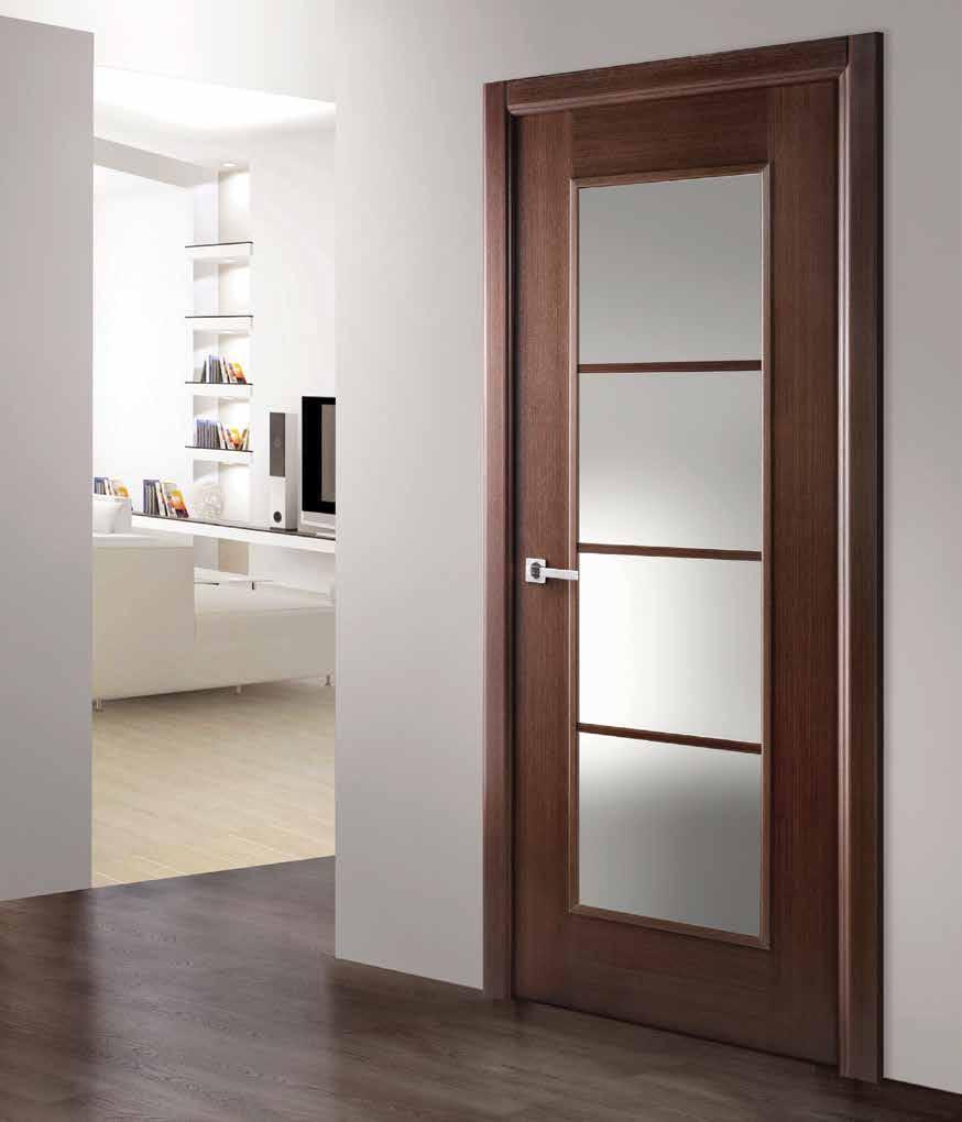 Межкомнатные двери в интерьере 983