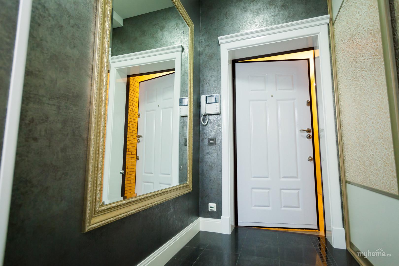 металлических дверей в квартиру
