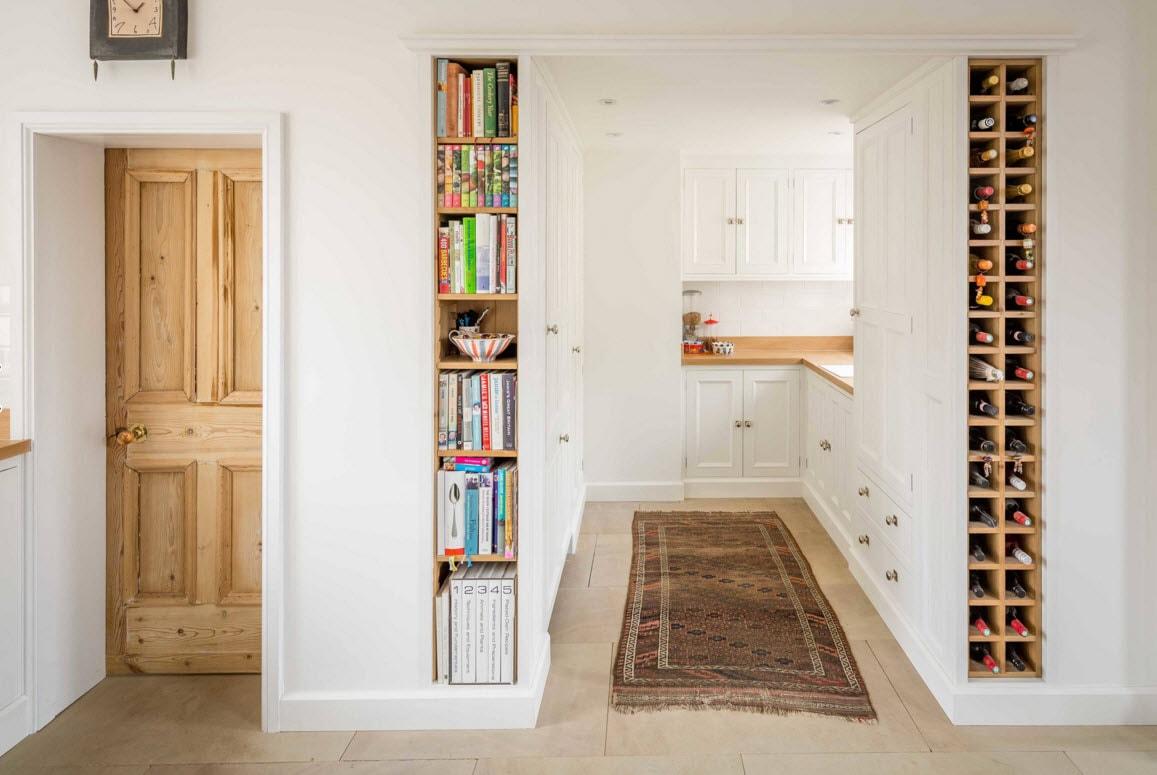 Коридор (113 фото): красивый дизайн интерьера в квартире с к.