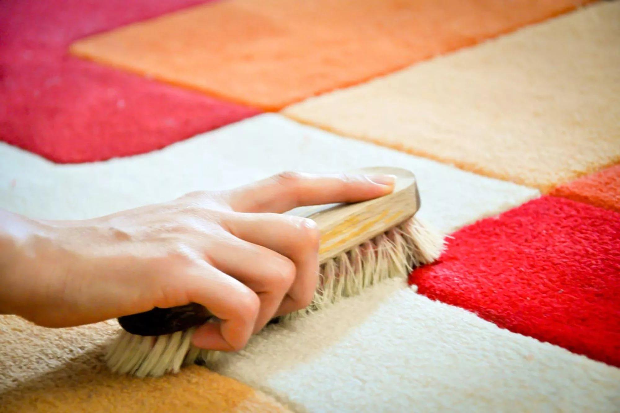 Чистка ковров в домашних условиях 32