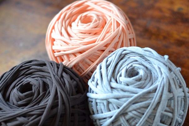 ковры крючком из ленточной пряжи
