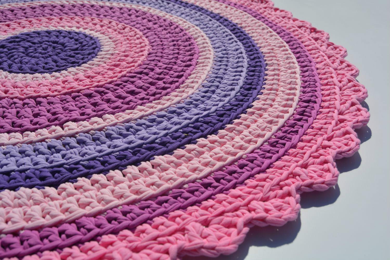 Трикотажные нитки для вязания ковриков цена 71