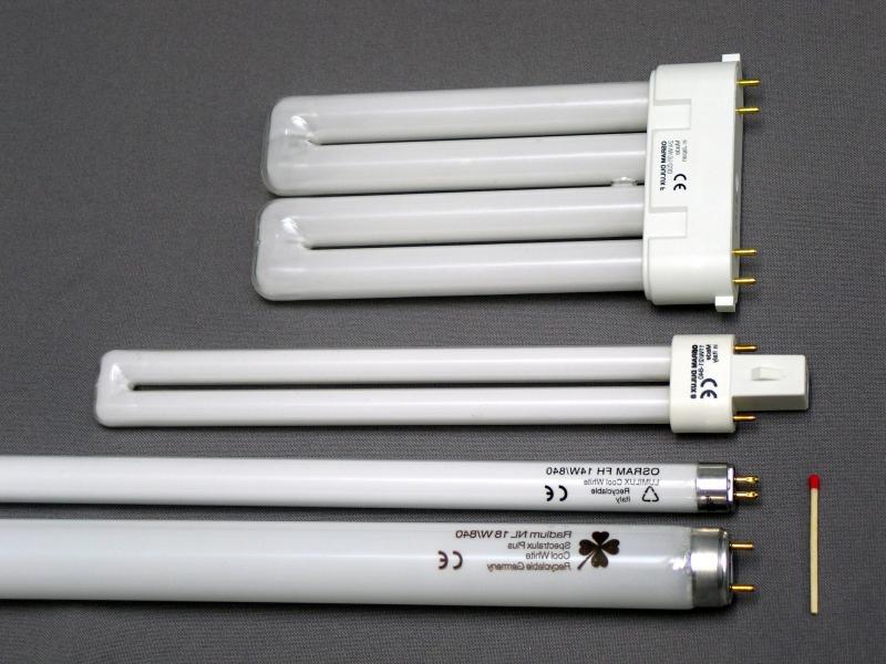 Как это сделано люминесцентные лампы 507