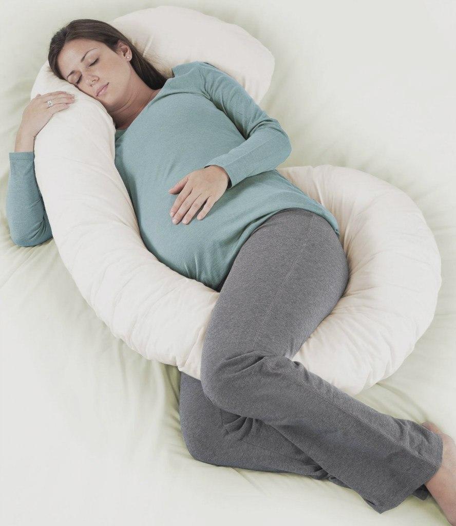 Подушка в авто для беременных 65