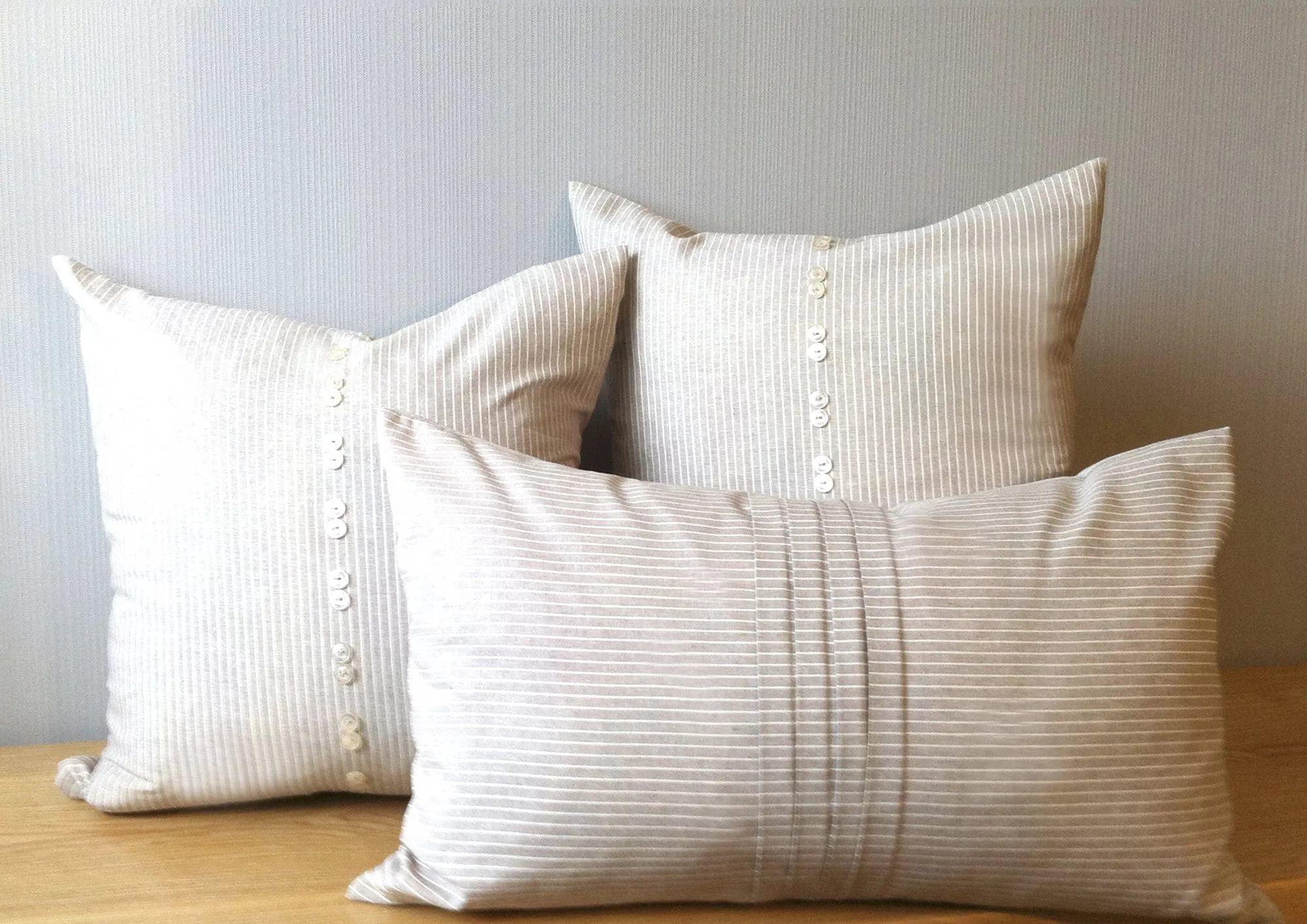 Красивые подушки своими руками 19