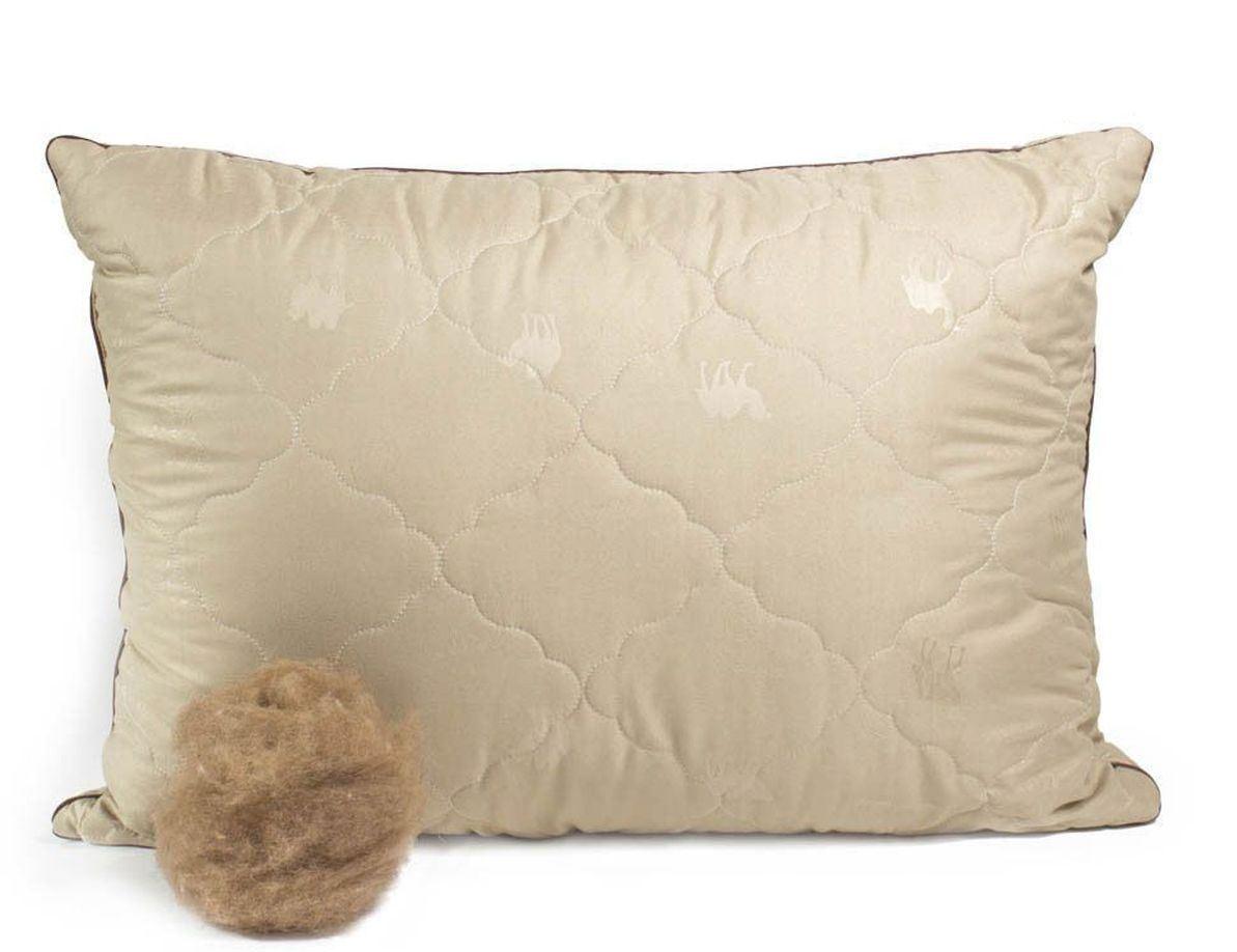 Подушка из верблюжьей шерсти: отзывы, плюсы и минусы