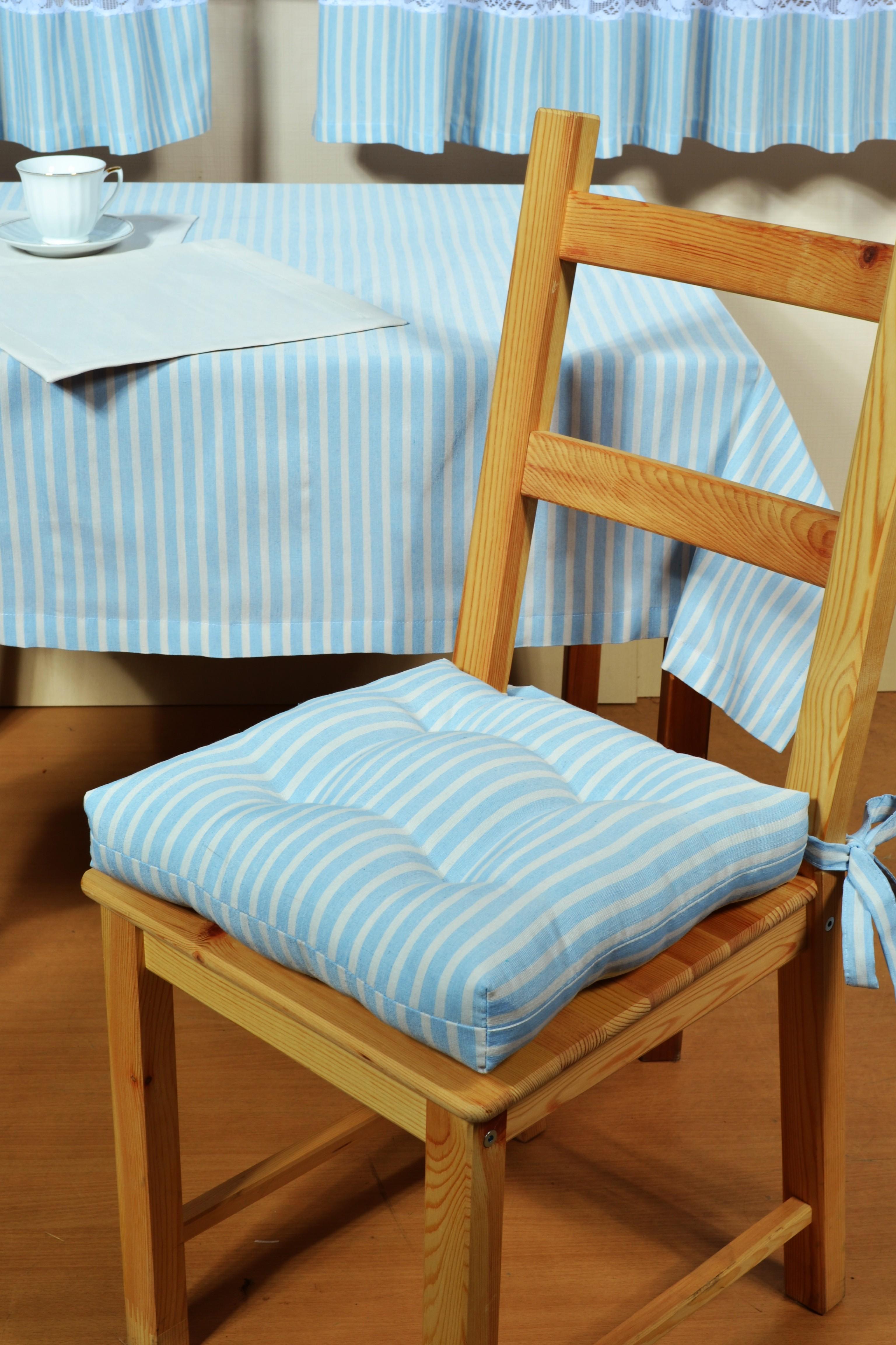 Как сшить мягкую подушку для стула фото 208