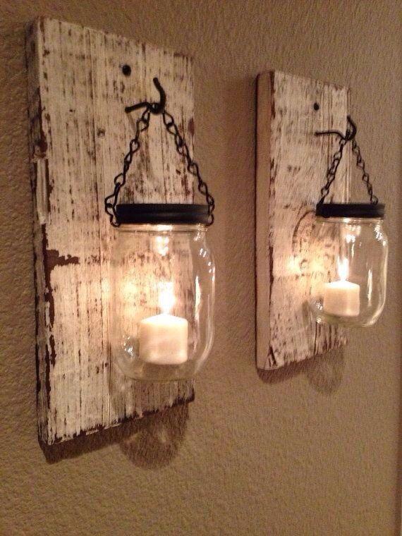 Досуг, светильник на стену своими руками реализуем изделия
