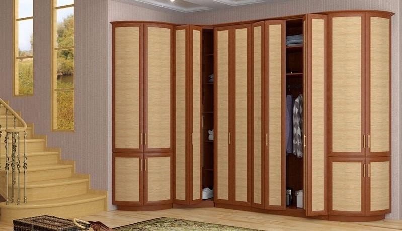Двери гармошка для шкафа своими руками 178