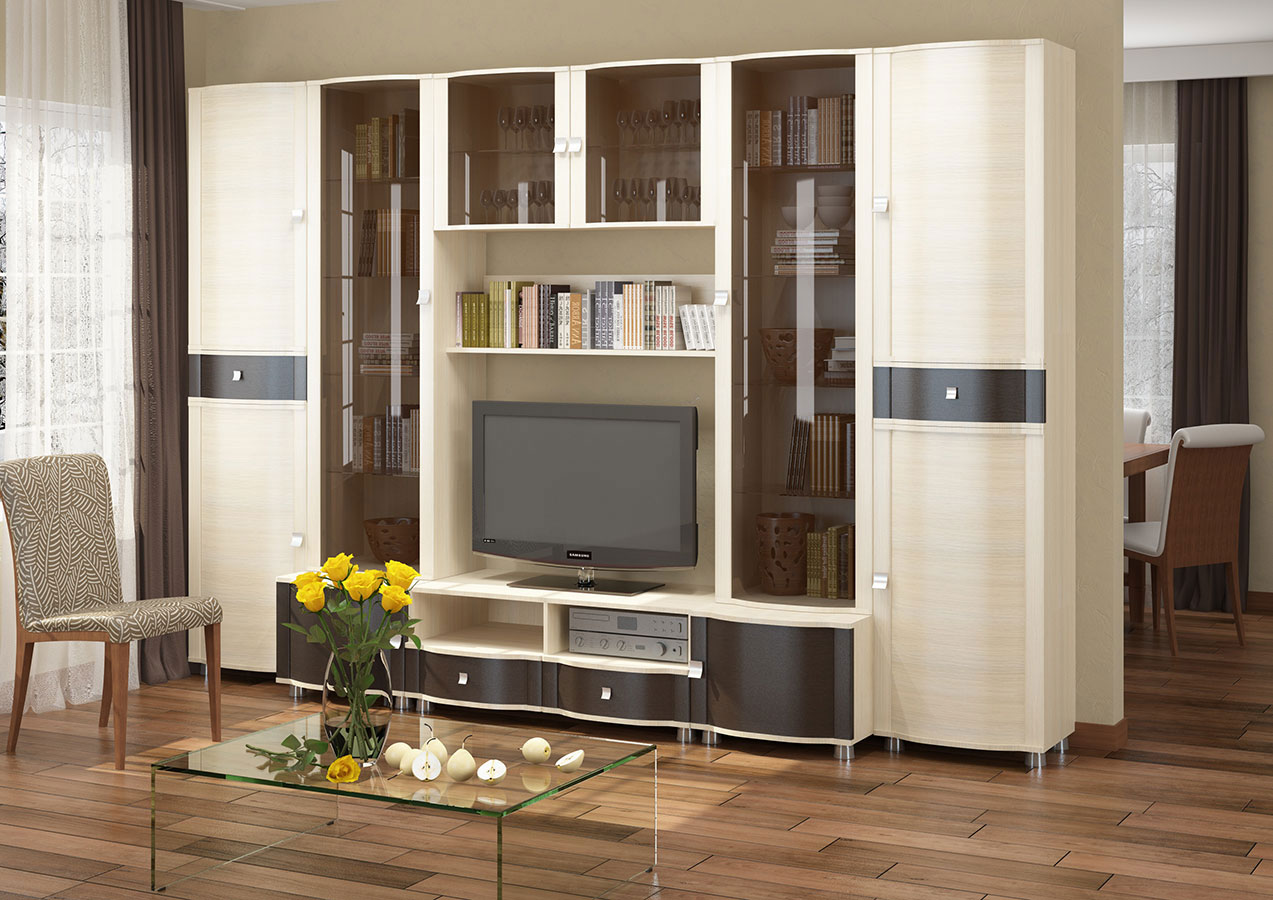 модульные стенки в гостиную современные 55 фото мини горки и