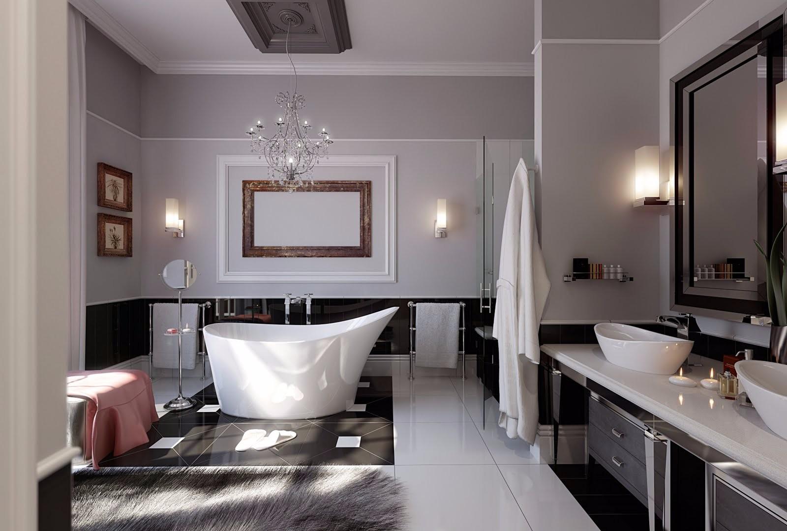 Как выбрать светильники для ванной