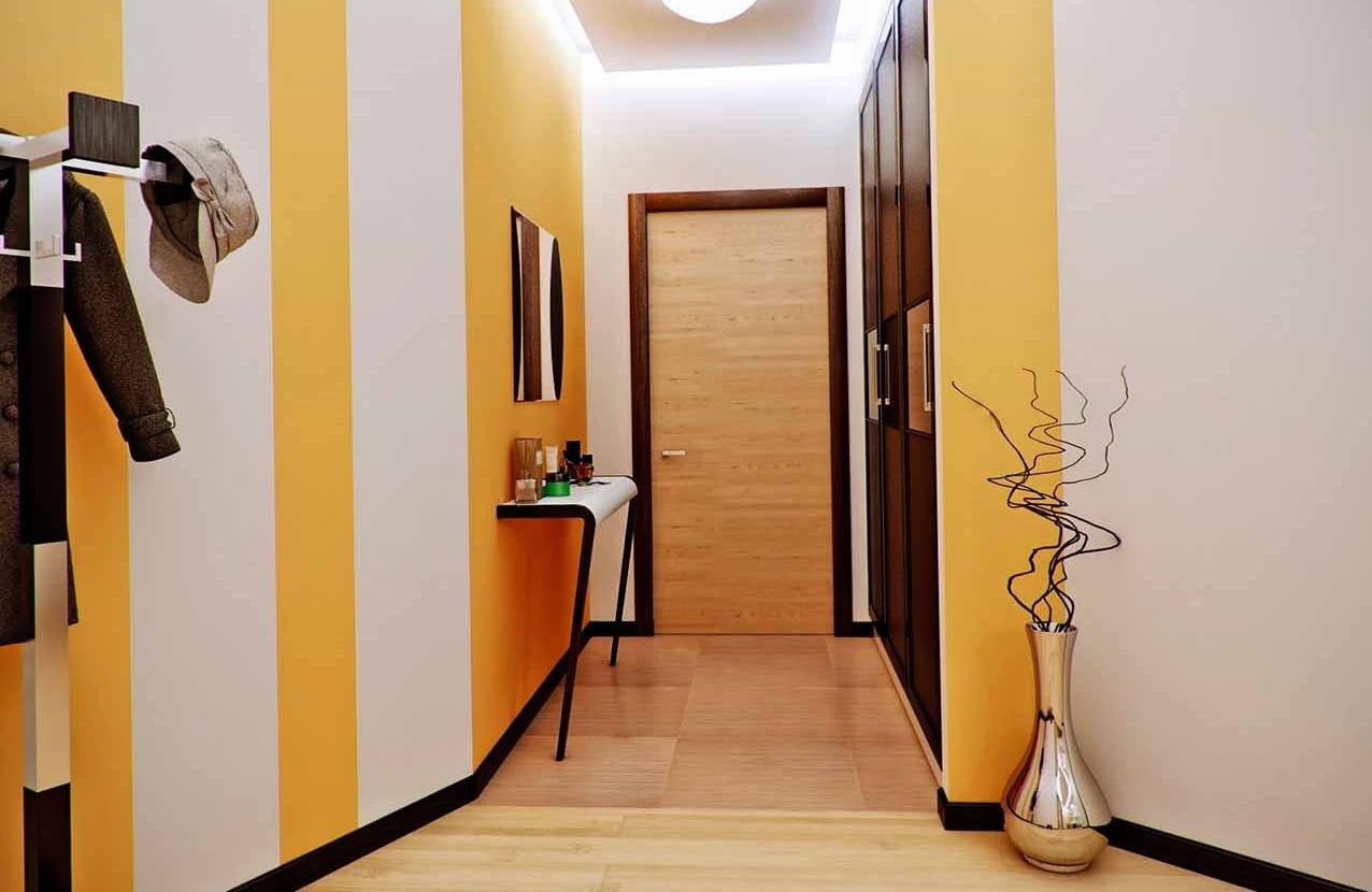 Фото коридора в квартире, дизайнерские решения