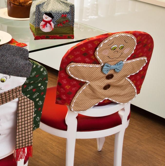 Сшить праздничные чехлы на стулья 70