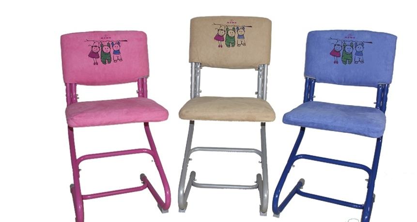 Чехлы на школьные стулья своими руками 466