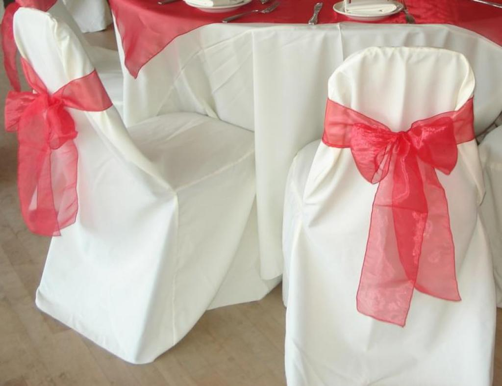 Как сделать чехлы на стулья на свадьбу 160