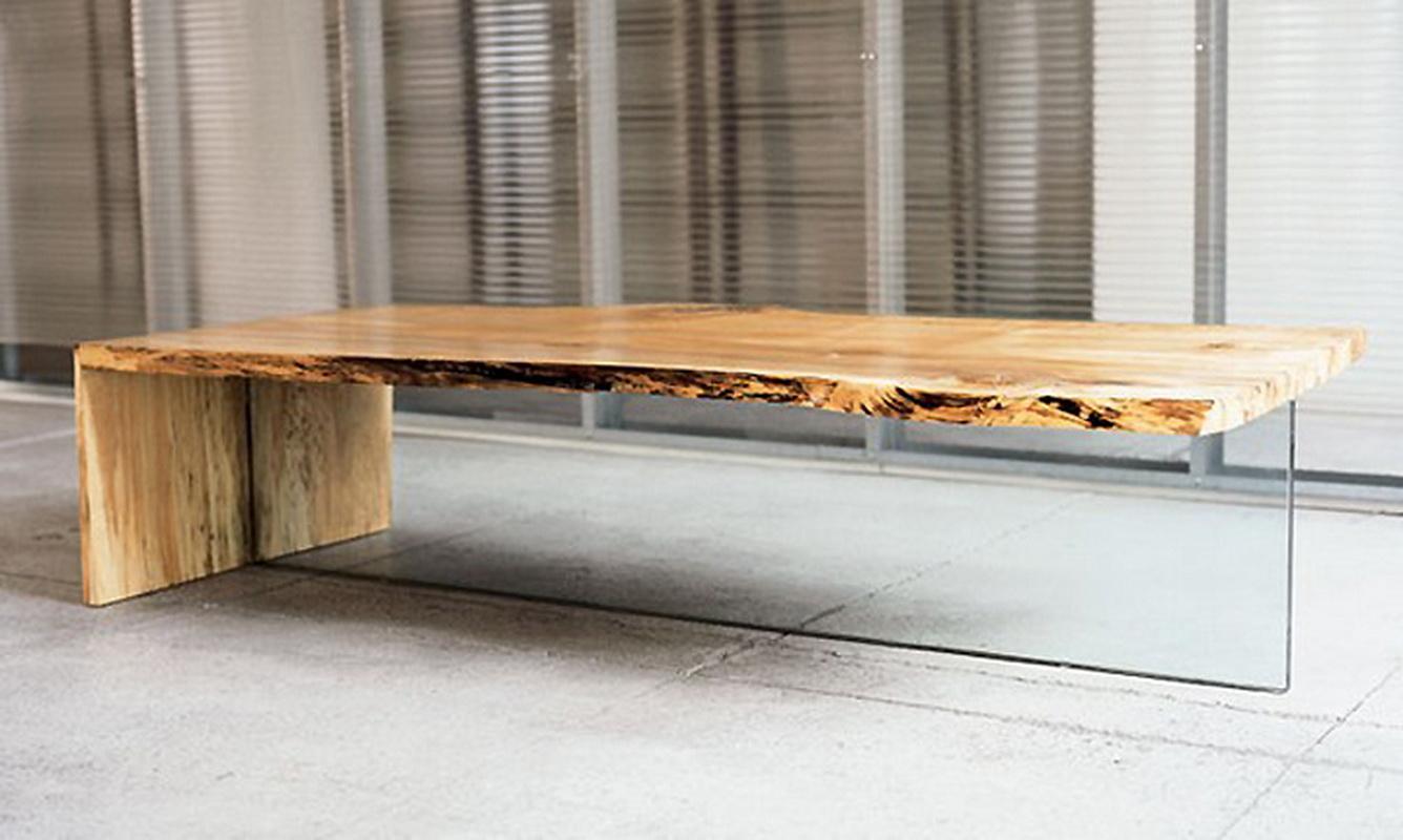 Изготовление журнальных столиков из дерева своими руками
