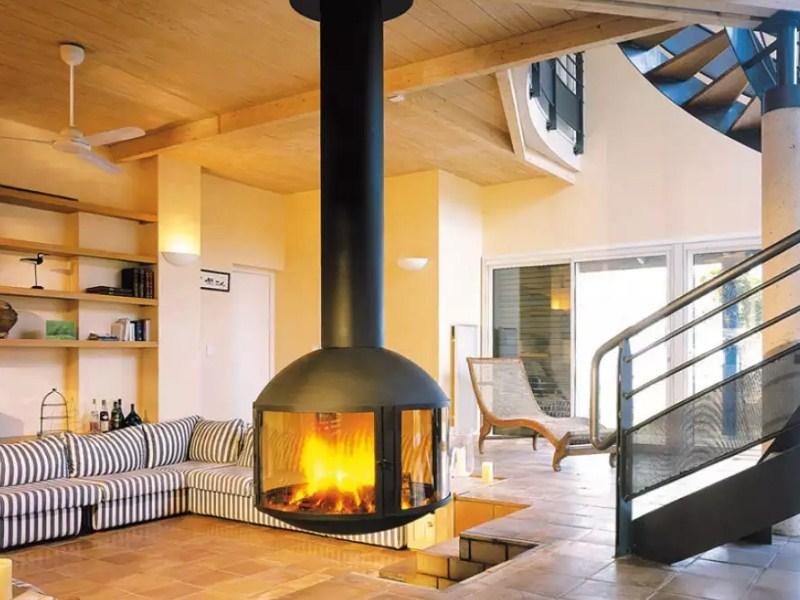 Интерьер деревенского дома 80 фото уютных и стильных идей