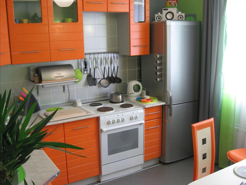 Интерьер кухни в литовке фото
