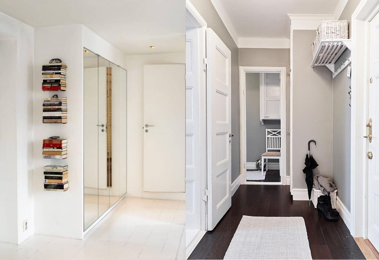 маленький коридор в хрущевке дизайн фото 7