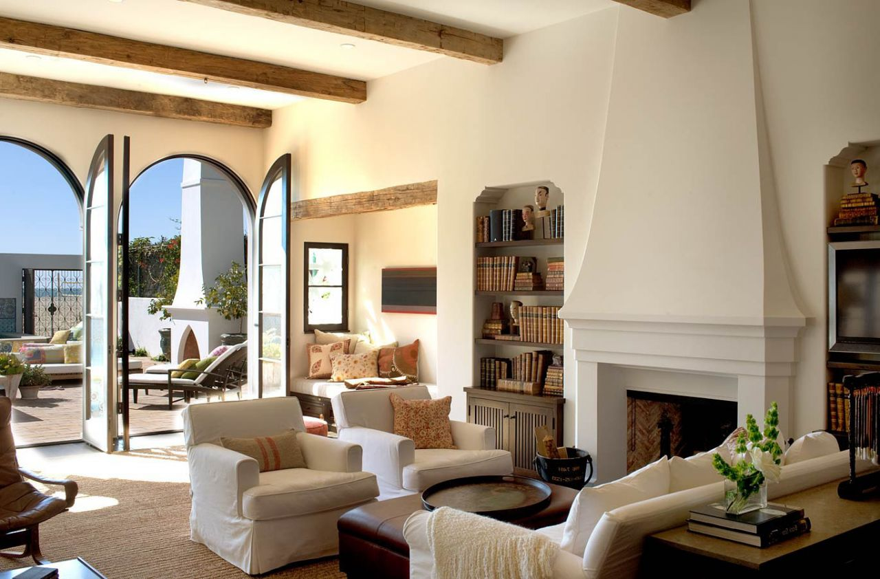 Дизайн квартир в стиле средиземноморском стиле