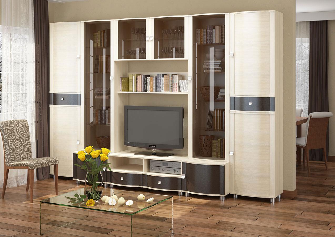 мебель для зала стенка фото