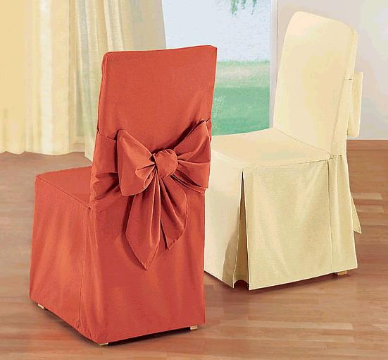 Сшить праздничные чехлы на стулья 86