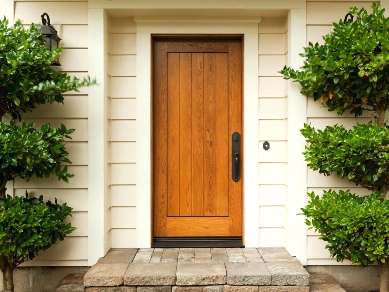 Как определить размер двери по проему и правильно снять замеры?