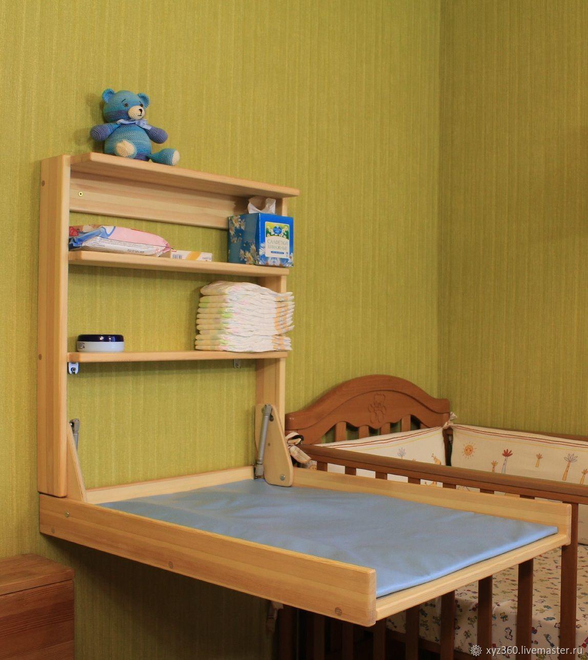 Пеленальный стол своими руками фото 814