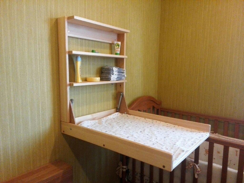 Пеленальный стол своими руками фото 918