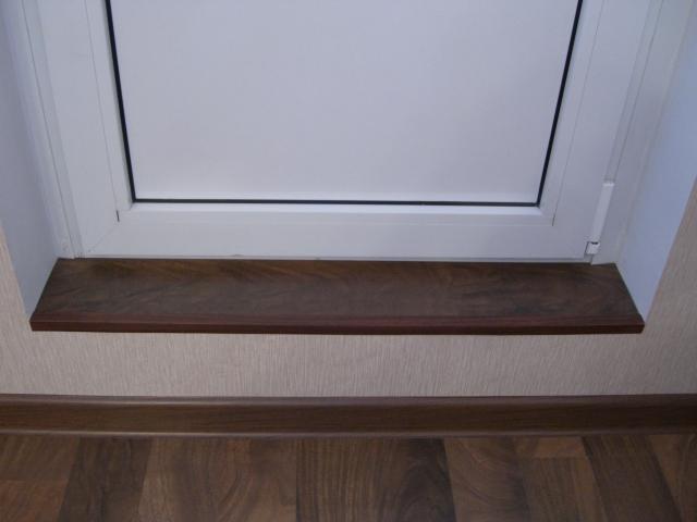 Порог у входной двери частного дома своими руками 709