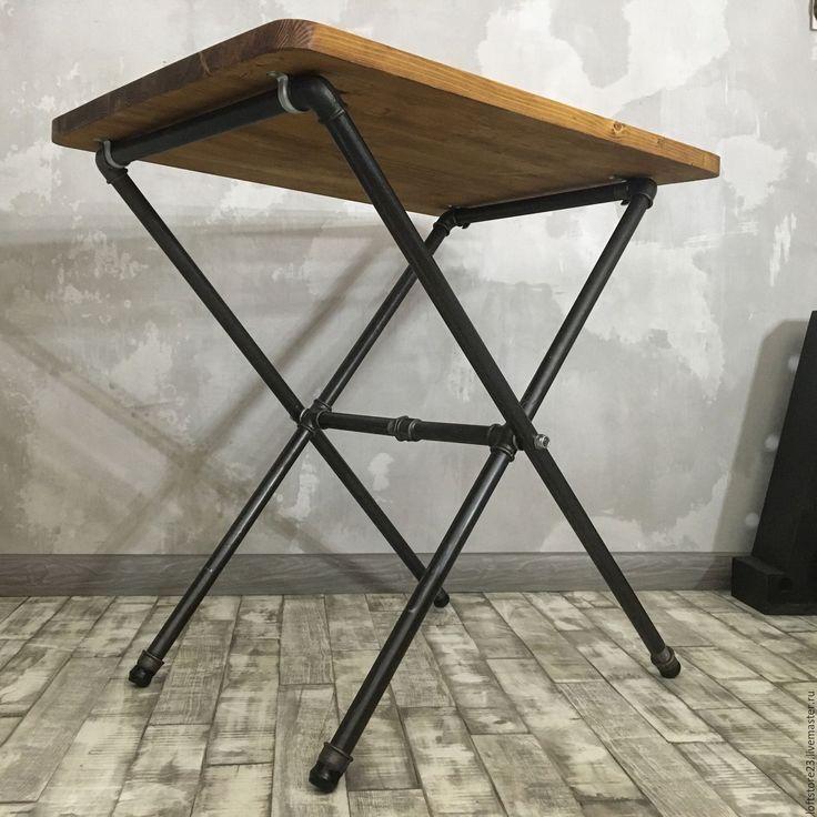 Складной стул своими руками из металла